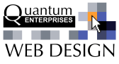 Quantum Enterprises Web Design