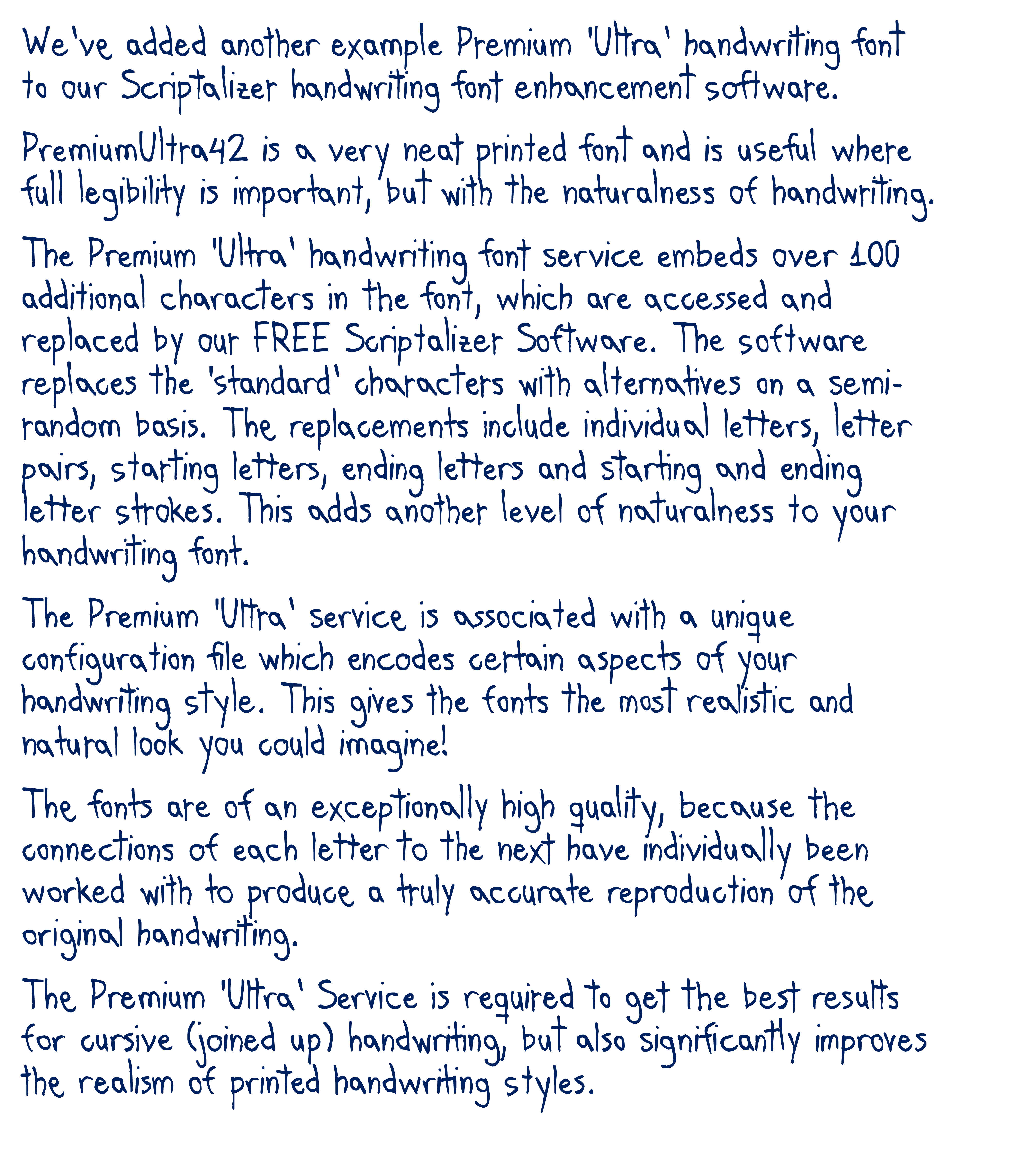 handwriting fonts | quantum enterprises news