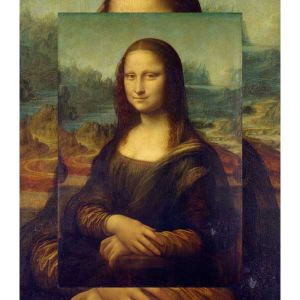 The World's Largest Wooden Jigsaw Puzzle - #4  - The Mona Lisa by Leonado da Vinci