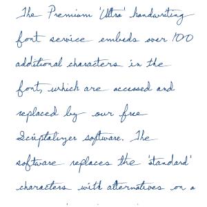 Premium 'Ultra' Font 1 Download