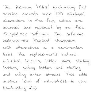 Premium 'Ultra' Font 10SL Download