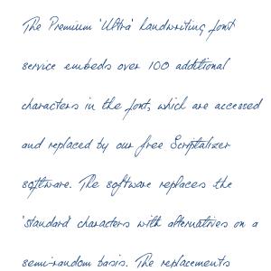 Premium 'Ultra' Font 11 Download