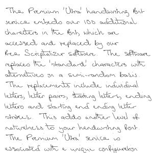 Premium 'Ultra' Font 14SL Download