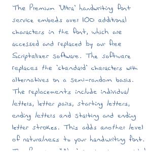 Premium 'Ultra' Font 17 Download