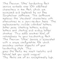 Premium 'Ultra' Font 17SL Download