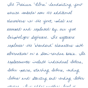 Premium 'Ultra' Font 22 Download