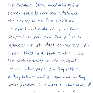 Premium 'Ultra' Font 32 Download