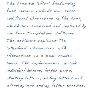 Premium 'Ultra' Font 34 Download