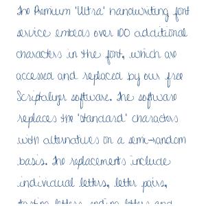 Premium 'Ultra' Font 4 Download