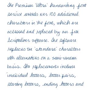 Premium 'Ultra' Font 41 Download