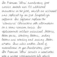 Premium 'Ultra' Font 41SL Download
