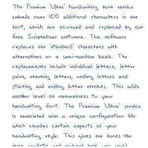 Premium 'Ultra' Font 43 Download
