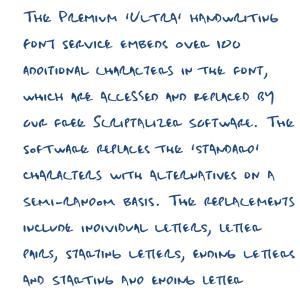 Premium 'Ultra' Font 51 Download