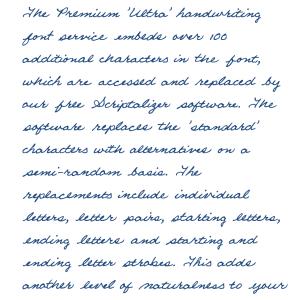 Premium 'Ultra' Font 52 Download