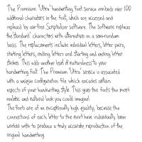 Premium 'Ultra' Font 64SL Download