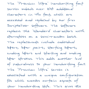 Premium 'Ultra' Font 9 Download
