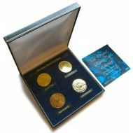 The 'Original' Round Tuit Collection (4 medallions)