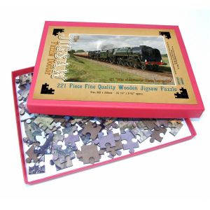 Custom Wooden Jigsaw Puzzle (From 30 - 4,420 pieces)