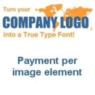 Custom Logo Font (Payment Only)