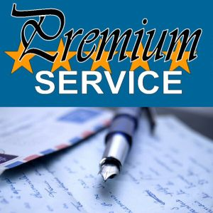Standard Handwriting Font Service (Payment Only)