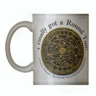 'I finally got A Round Tuit!' 'Original' Round Tuit Mug