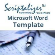 Scriptalizer Microsoft Word Plugin