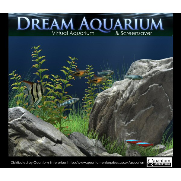 marine aquarium screensaver full version