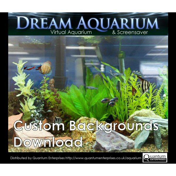 Aquarium Backgrounds Custom My Diy Custom 3d Mayan