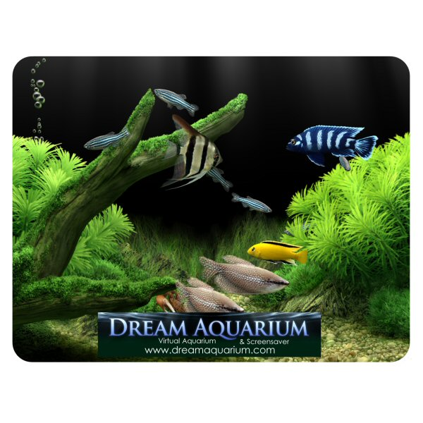 Dream Aquarium Mouse Mat