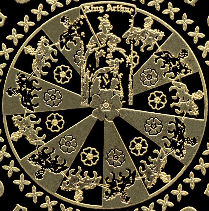 The 39 original 39 round tuit round tuit detail arthurian - King arthur s round table found ...